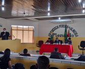 Vereadores se pronunciam sobre questões do município na sessão desta quarta-feira (3) em Curuá