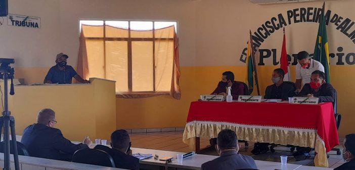 O representante do distrito de Apolinário usou a tribuna da Câmara para solicitar Recursos para a Comunidade